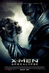 X-Men: Apocalypse Movie Poster Movie Poster