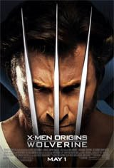 X-Men les origines: Wolverine Affiche de film