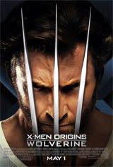X-Men les origines: Wolverine Movie Poster