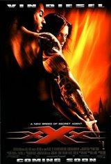 xXx Movie Poster Movie Poster