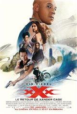 xXx : Le retour de Xander Cage Affiche de film