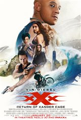 xXx: Return of Xander Cage Affiche de film