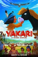 Yakari : La grande aventure Affiche de film