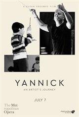 Yannick: An Artist's Journey Affiche de film