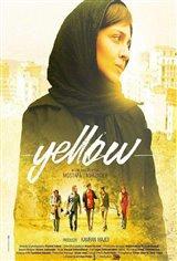 Yellow Affiche de film