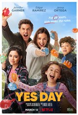 Yes Day (Netflix) Movie Poster