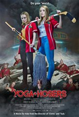Yoga Hosers Movie Poster