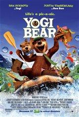 Yogi Bear 3D Movie Poster