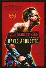You Cannot Kill David Arquette Movie Poster