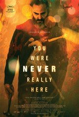 You Were Never Really Here Affiche de film