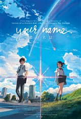 Your Name. (Dubbed) Movie Poster