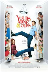 Yours, Mine & Ours Movie Poster