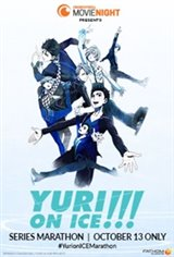 Yuri!!! on ICE Binge Affiche de film