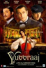 Yuvvraaj Large Poster