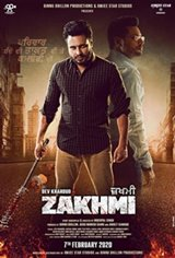 Zakhmi Movie Poster