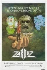 Zardoz Movie Poster
