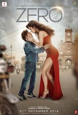 Zero (Hindi) Movie Poster