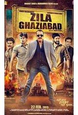 Zila Ghaziabad Movie Poster
