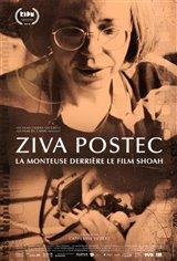 Ziva Postec : La monteuse derrière le film Shoah Affiche de film