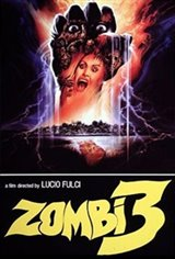 Zombi 3 Movie Poster