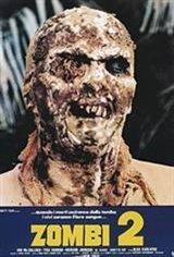 Zombie Movie Poster
