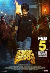 Zombie Reddy Large Poster