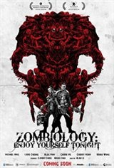 Zombiology: Enjoy Yourself Tonight Movie Poster