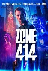 Zone 414 Movie Poster Movie Poster
