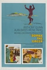 Zorba The Greek Movie Poster