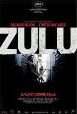 Zulu (v.o.a.s.-t.f.) Affiche de film