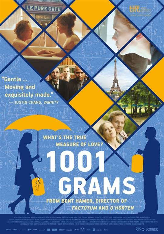 1001 Grams Large Poster