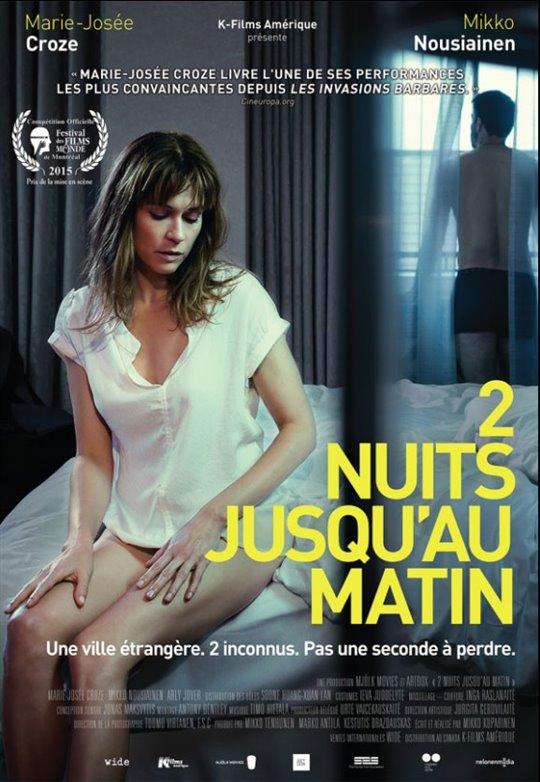 2 Nights Till Morning Large Poster