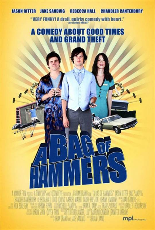 A Bag of Hammers Large Poster