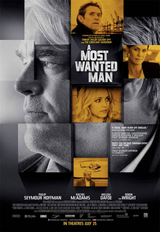A Most Wanted Man Large Poster