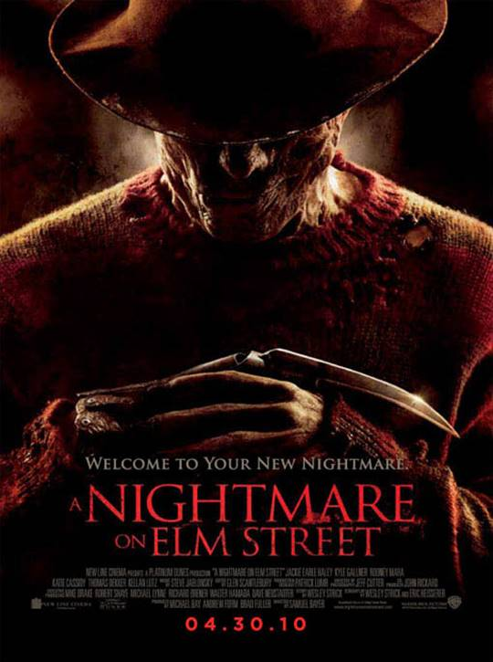 A Nightmare on Elm Street Large Poster
