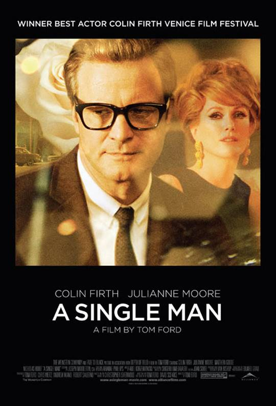 A Single Man Large Poster