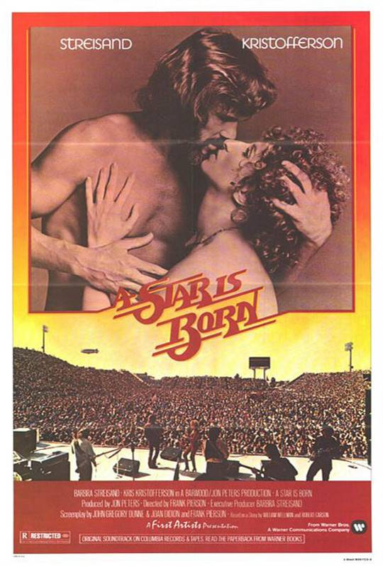 A Star is Born - Classic Film Series Large Poster