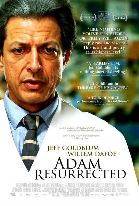 Adam Resurrected Large Poster