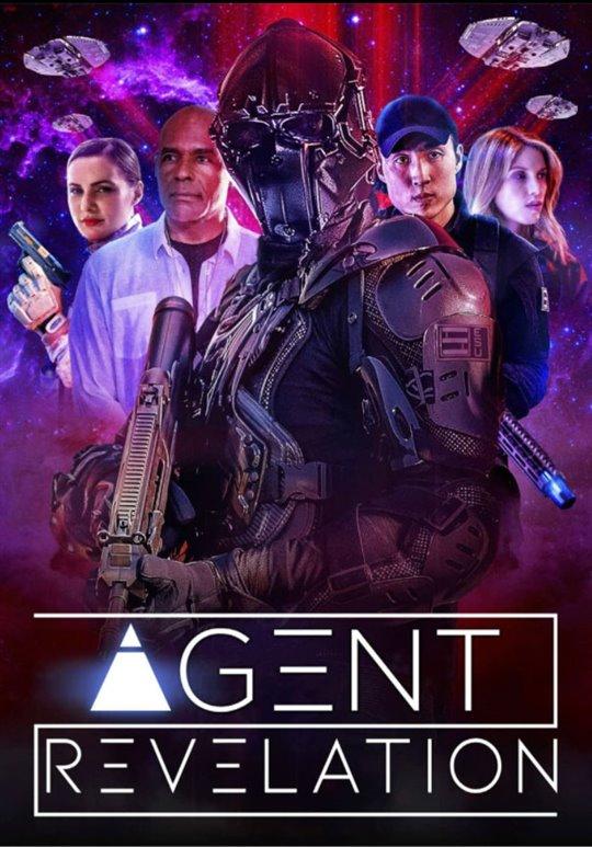Agent Revelation Large Poster