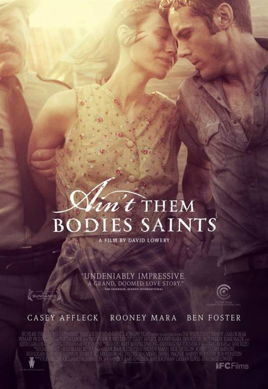 Ain't Them Bodies Saints Large Poster