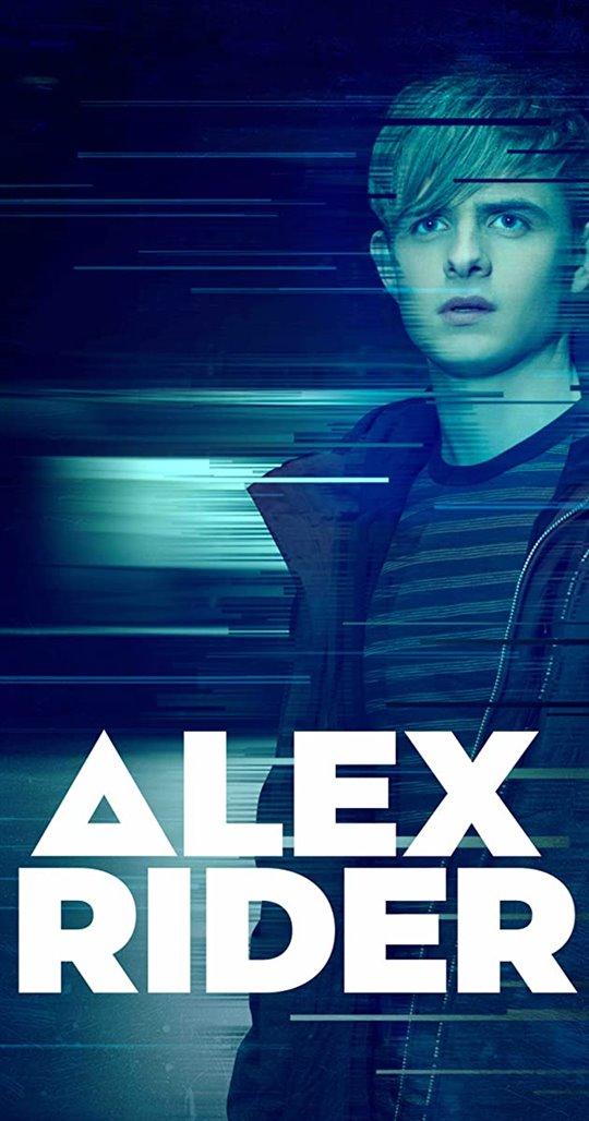 Alex Rider (Amazon Prime Video) Large Poster