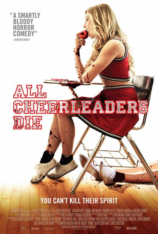 All Cheerleaders Die Large Poster