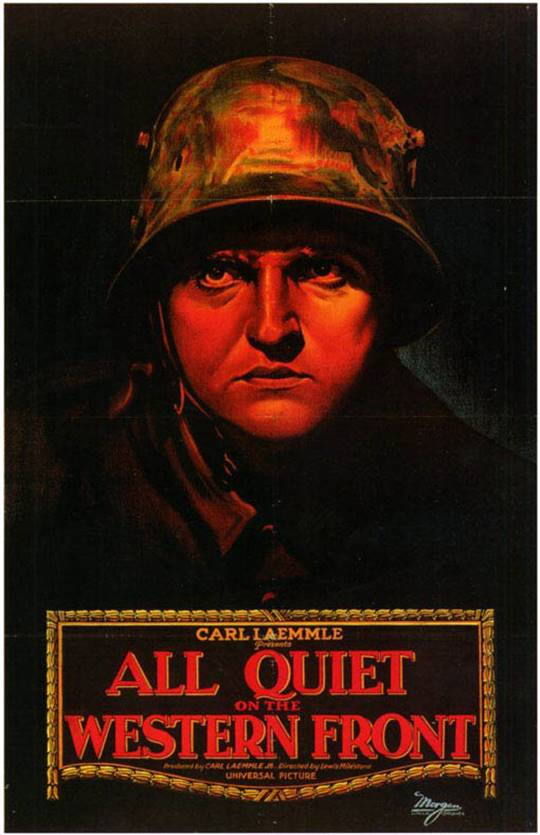 All Quiet on the Western Front Large Poster