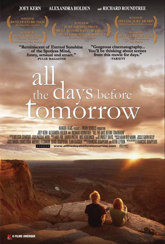 All the Days Before Tomorrow Large Poster