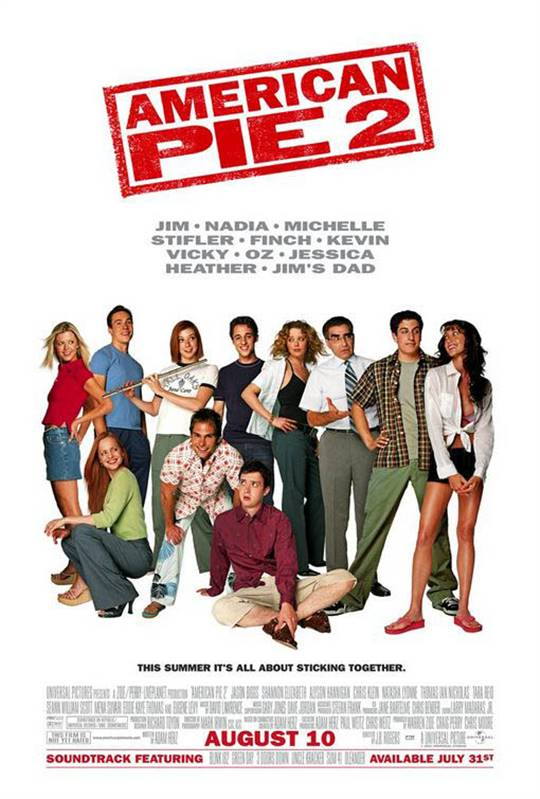 American Pie 2 Large Poster