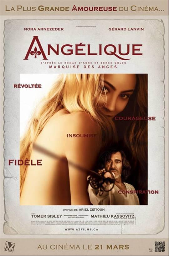 Angélique Large Poster