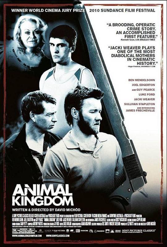 Animal Kingdom Large Poster