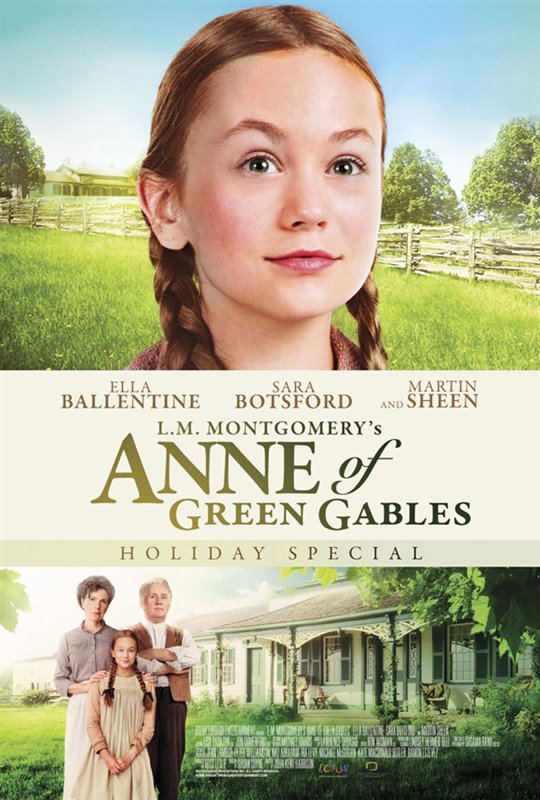 Anne of Green Gables (TV) Large Poster