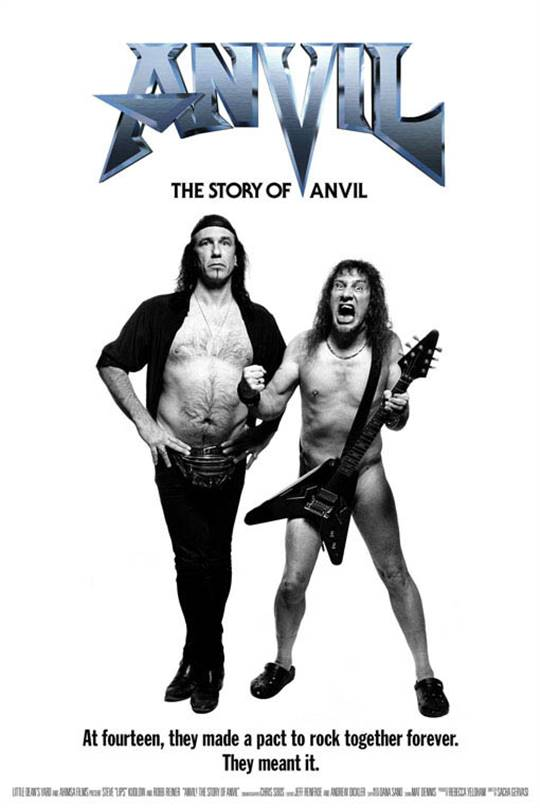 Anvil! The Story of Anvil Large Poster