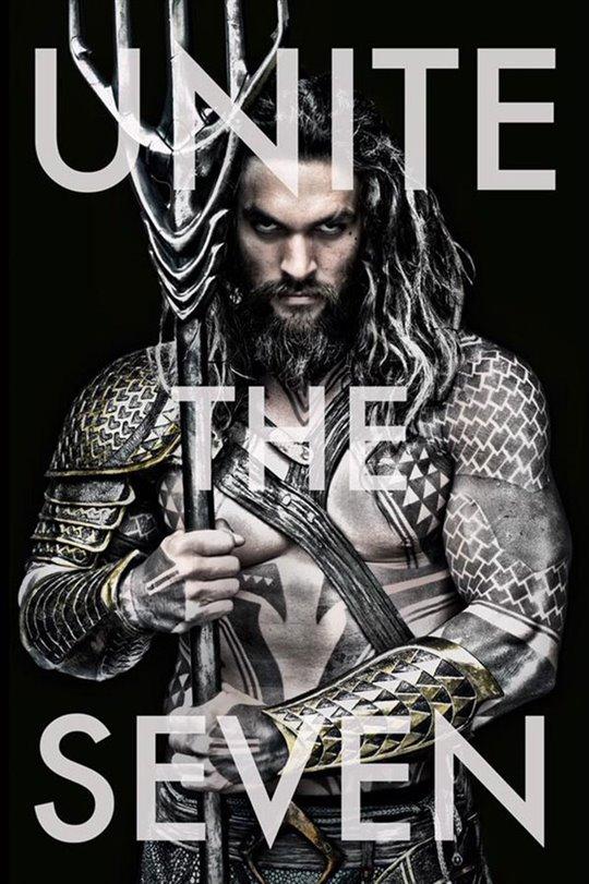Aquaman Large Poster